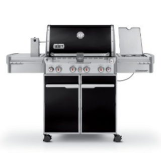 BARBECUE SUMMIT E-470 GBS BLACK cod. 7171029