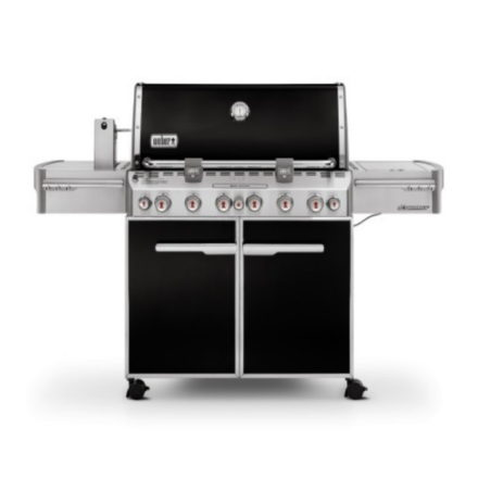 BARBECUE SUMMIT E-670 GBS BLACK cod. 7371029