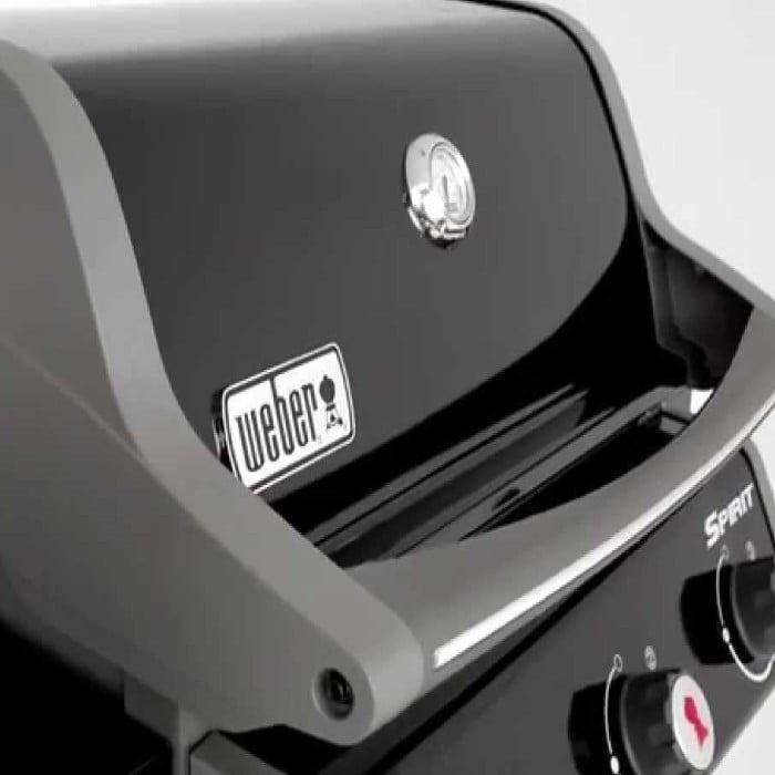 Barbecue Spirit Original E-310 Black cod. 46410629 3