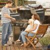 Barbecue Spirit Original E-310 Black cod. 46410629 4