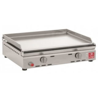 PLANET serie Chef 55 Barbecue Piastra Liscia e Liscia Rigata cod. chef 55