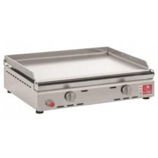 PLANET serie Chef 55 Barbecue Piastra Liscia e Liscia Rigata cod. chef 55