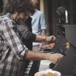 SUMMIT E-470 GBS BLACK liveoakbbq 7