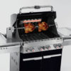 SUMMIT E-470 GBS BLACK liveoakbbq