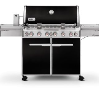 SUMMIT E-670 GBS BLACK LIVEOAKBBQ