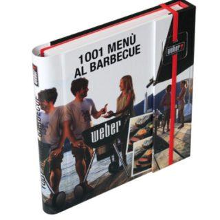 Ricettario weber 1001 menù al Barbecue,