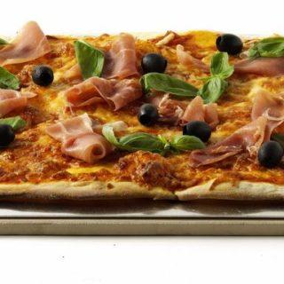 pietra rettangolare per pizza weber live oak bbq