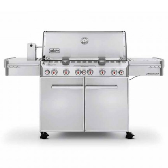BARBECUE SUMMIT S-670 GBS INOX cod. 7370029