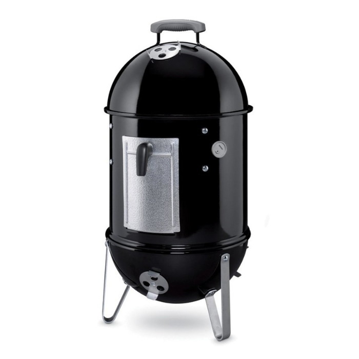 Barbecue Smokey Mountain Cooker diam 37 cm Black cod. 711004