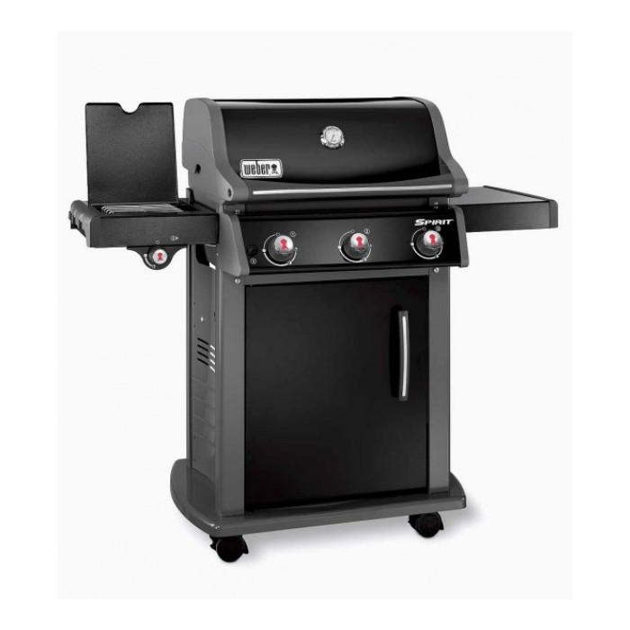 Barbecue Spirit Original E-320 gbs Black GAS NATURALE cod. 47613657 4