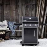 Barbecue Spirit Original E-320 gbs Black cod. 46613629 3