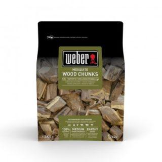 grandi-pezzi-di-legna-affumicatura mesquite weber