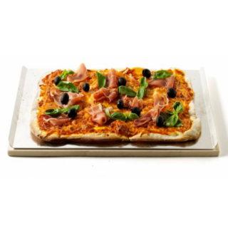 pietra per pizza rettangolare weber