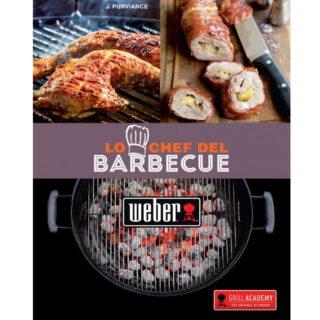 ricettario weber lo chef del barbecue