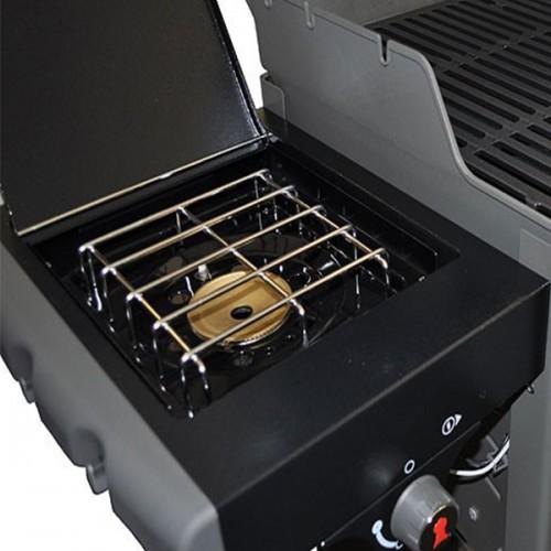 barbecue spirit original e 320 gbs black gas naturale. Black Bedroom Furniture Sets. Home Design Ideas