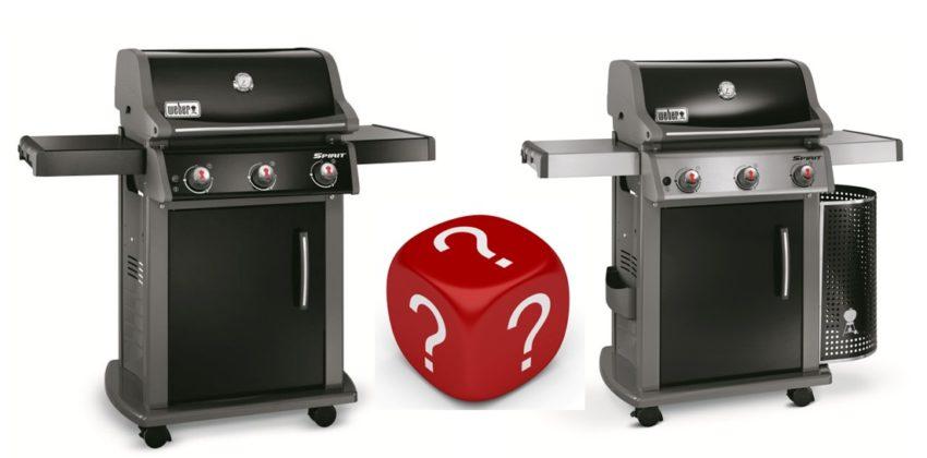 BBQ Spirit …Premium oppure Original ?