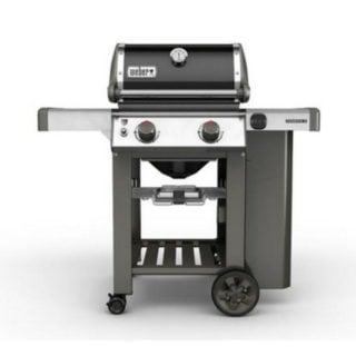 Barbecue GENESIS II E-210 GBS BLACK cod. 60010129