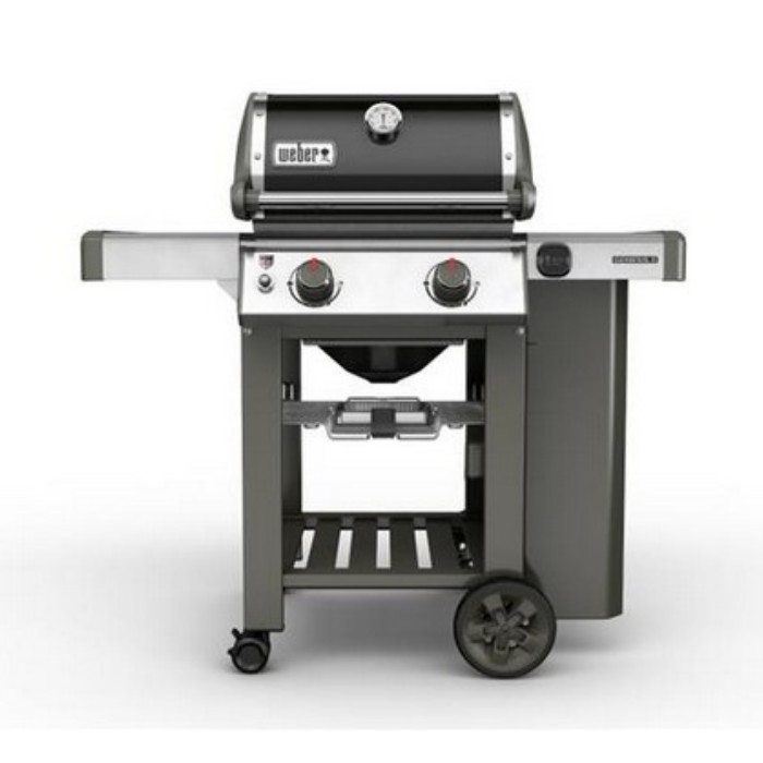 Barbecue GENESIS II E-210 GBS BLACK cod. 60010129