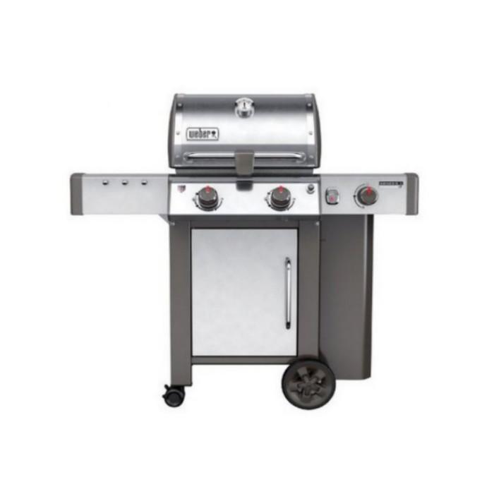 Barbecue GENESIS II LX S-240 GBS INOX cod. 60004129
