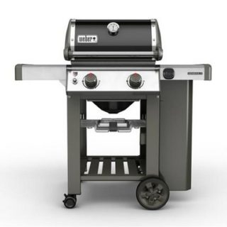 Barbecue GENESIS II E-210 GBS BLACK