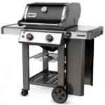 barbecue weber genesis-II-e-210-gbs-black