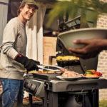 Barbecue GENESIS II E-310 GBS BLACK cod. 61010129 2