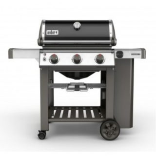 Barbecue GENESIS II E-310 GBS BLACK cod. 61010129