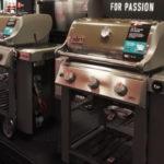 Barbecue GENESIS II E-310 GBS BLACK cod. 61010129 5
