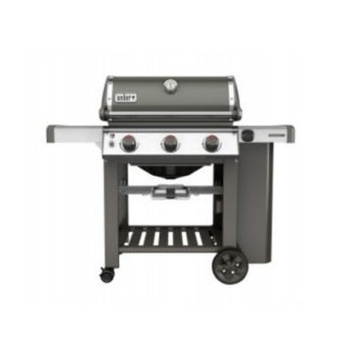 Barbecue GENESIS II E-310 GBS SMOKE GREY cod. 6210129