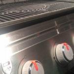 Barbecue GENESIS II E-410 GBS BLACK cod. 62010129 2