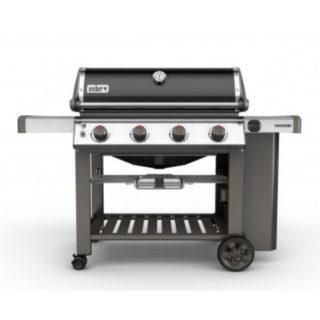 Barbecue GENESIS II E-410 GBS BLACK cod. 62010129