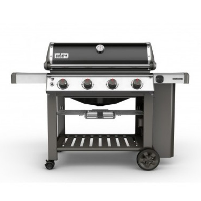 Barbecue GENESIS II E-410 GBS BLACK cod. 62010129