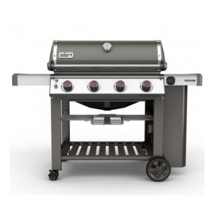 Barbecue GENESIS II E-410 GBS SMOKE GREY cod. 62050129
