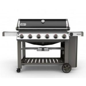 Barbecue GENESIS II E-610 GBS BLACK cod. 63010129