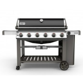 Barbecue GENESIS II E-610 GBS BLACK cod. 63010129