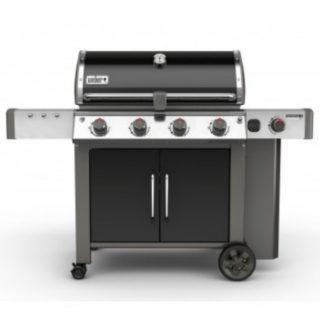 Barbecue GENESIS II LX E-440 GBS BLACK cod. 62014129