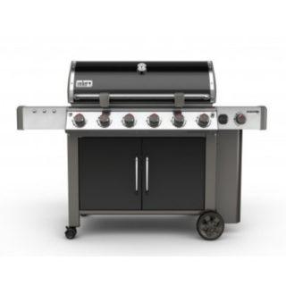 Barbecue GENESIS II LX E-640 GBS BLACK cod. 63014129