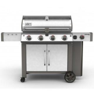 Barbecue GENESIS II LX S-440 GBS INOX cod. 62004129