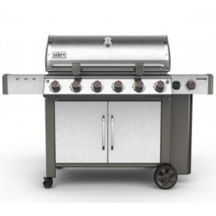 Barbecue GENESIS II LX S-640 GBS INOX cod. 63004129