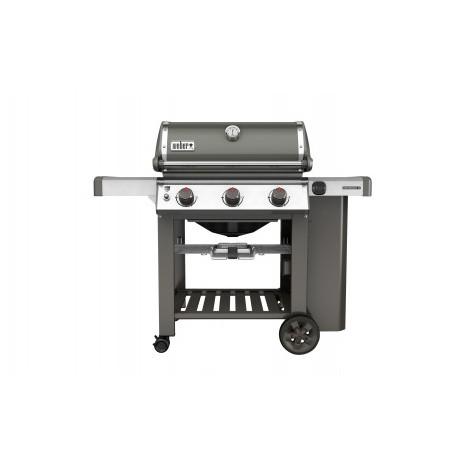 barbecue genesis ii e 310 gbs smoke grey. Black Bedroom Furniture Sets. Home Design Ideas