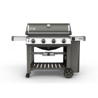 Barbecue GENESIS II E-410 GBS SMOKE GREY