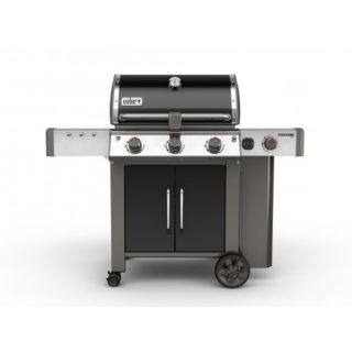 Barbecue GENESIS II LX E-340 GBS BLACK