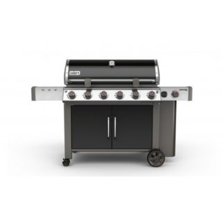 Barbecue GENESIS II LX E-640 GBS BLACK