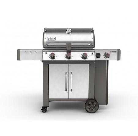 Barbecue GENESIS II LX S-340 GBS INOX