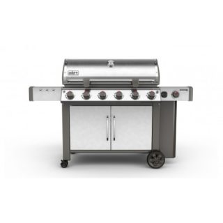 Barbecue GENESIS II LX S-640 GBS INOX