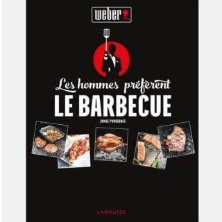 ricettario weber gli uomini preferiscono il barbecue