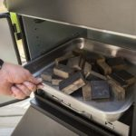 FFUMICATORE VERTICALE a carbone broil king
