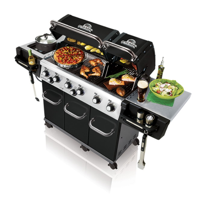 BBQ BROIL KING REGAL XL 690