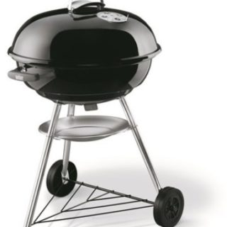Barbecue Weber Compact Kettle diam 57 Black