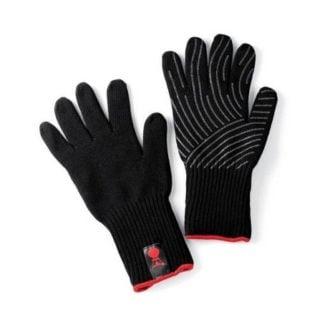 Paio di guanti L XL Weber